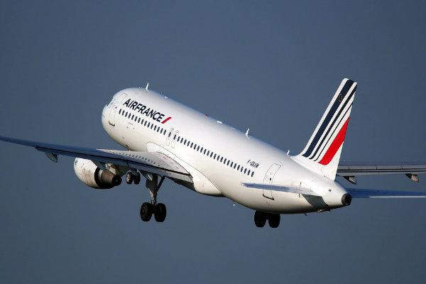 Air France passagens