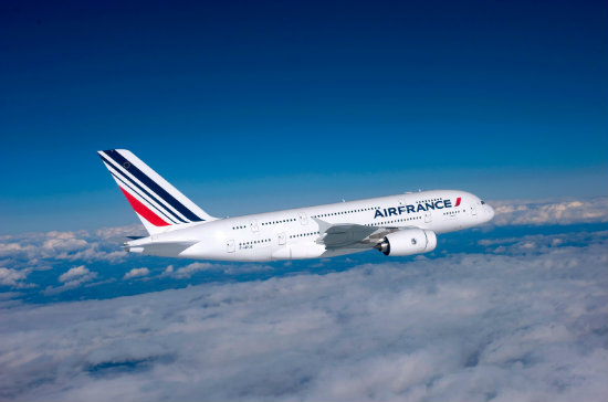 Air France oferece descontos