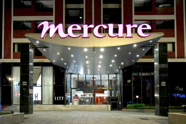 Hotéis Mercure