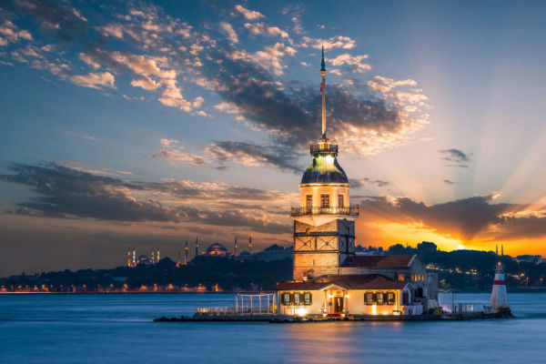 4 noites em Istambul