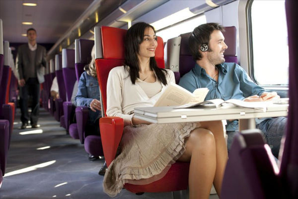 Passagens de trem no Reino Unido