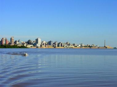 Viagem para Porto Alegre