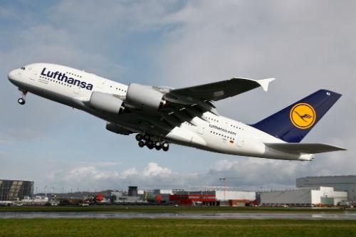 Lufthansa para Oriente Médio