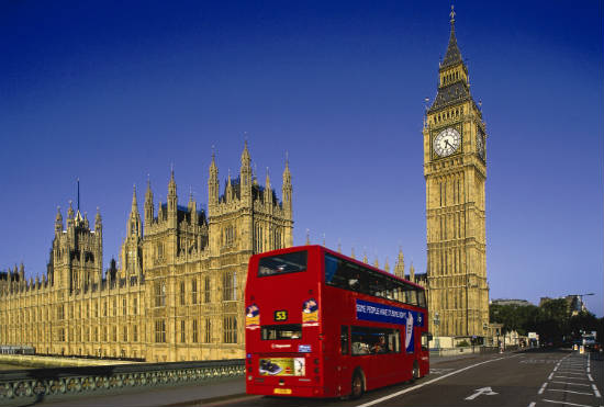 Reserve hotéis em Londres