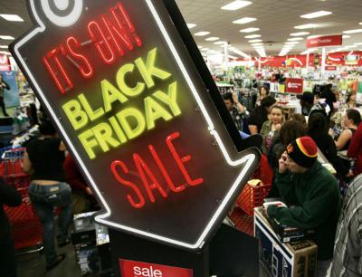 Black Friday nos EUA
