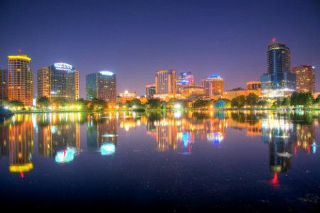 Orlando com aéreo e carro