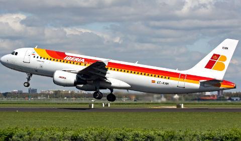 Iberia com passagens aéreas