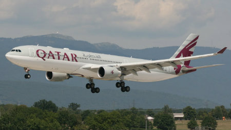 Classe executiva Qatar Airways
