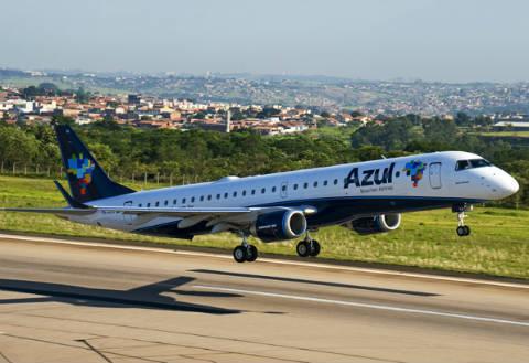 Passagens aéreas Azul em oferta