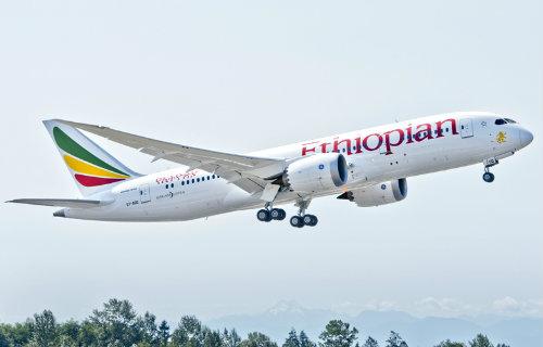passagens aéreas Ethiopian Airlines