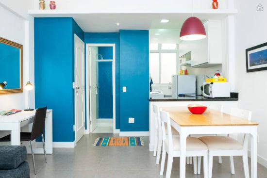 airbnb espaços