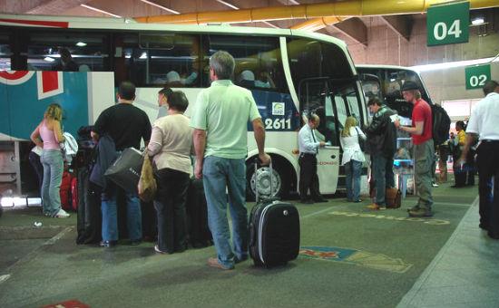 passagens de ônibus rodoviário