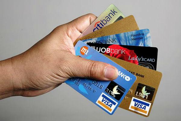 Cartões de crédito para viagem