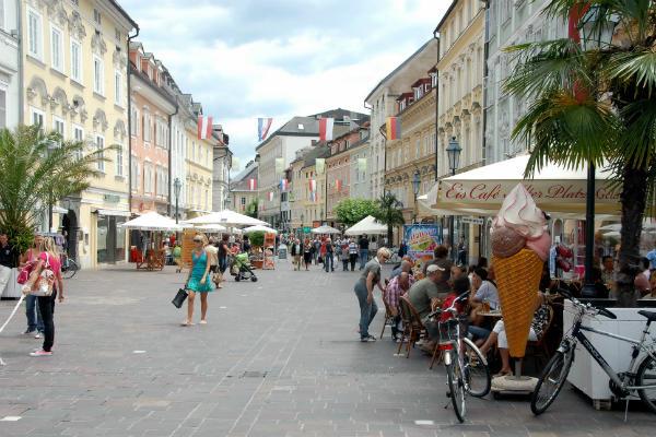 klagenfurt alter platz austria