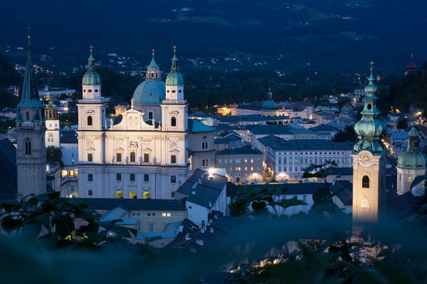 salzburgo catedral austria